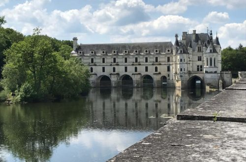 Chateau Chenonceau in the Loire Valley