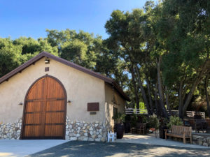 Paix sur Terre tasting room in Paso Robles